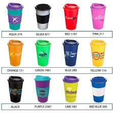 Branded take out cups for offices