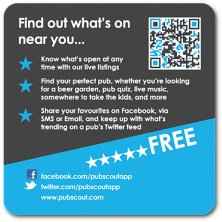 Printed Beer Mats for bars