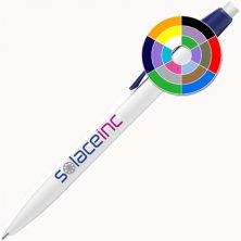 Custom pencils printed with corporate logos