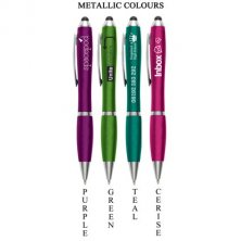 Curvy Ballpens for event giveaways
