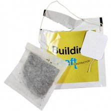 Promotional Labelled Tea Bags coucil merchandise