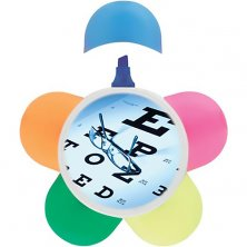 Promotional Petal Highlighter for offices