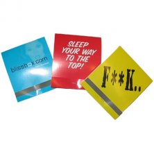 Personalised Condoms for events
