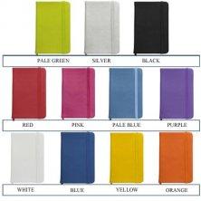 Custom printed business notebooks university ideas