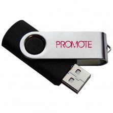 Promotional Printed USB Flashdrive Twist