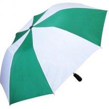 Unisex Folding Umbrellas in Green