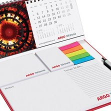 Printed desk calendars for merchandise ideas