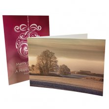 Promotional A5 Greetings Cards
