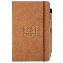Promotional Ivory Tucson Medium Notebooks university gifts
