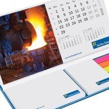 Custom calendars for offices