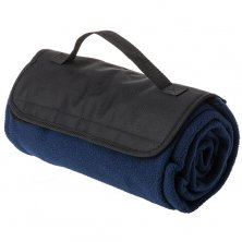 Custom branded Carry Blanket for event merchandise