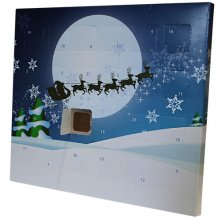 Promotional Printed Desk Advent Calendars for Company Gifts