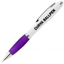 Promotional Express Curva Ballpens for events