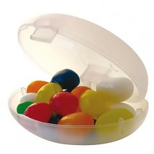 Promotional Jelly Bean Sweet Pots for giveaways