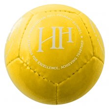 Branded skill footballs for fitness campaigns