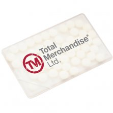 Promotional mints for business gifts