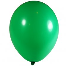 Promotional Bright Green Balloon bar merchandise