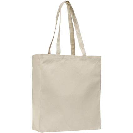 Allington 12oz Cotton Canvas Show Bags | Printed Tote Shopper Bags ...