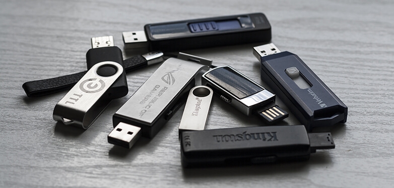 Our Best Selling Promotional Items: USB Memory Sticks