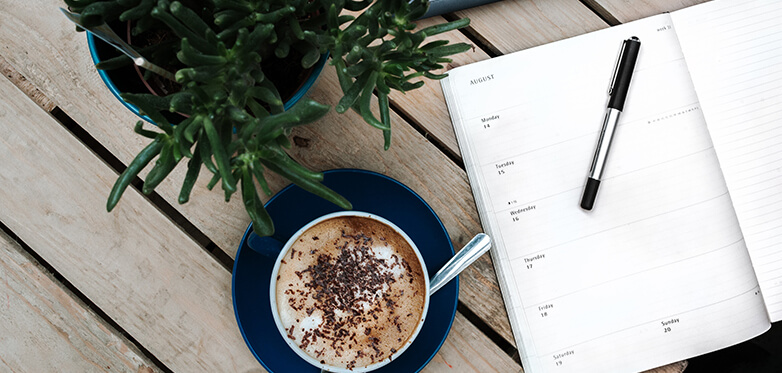 Branded Promotional Products for 2019: Diaries and Calendars