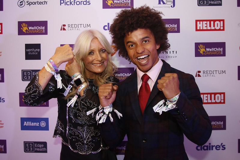 Total Merchandise supports WellChild Awards