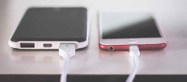 branded phone chargers