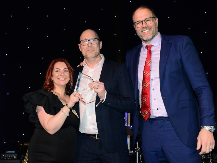 Total Merchandise wins BPMA award for Distributor of the Year 2020