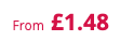 from £1.48