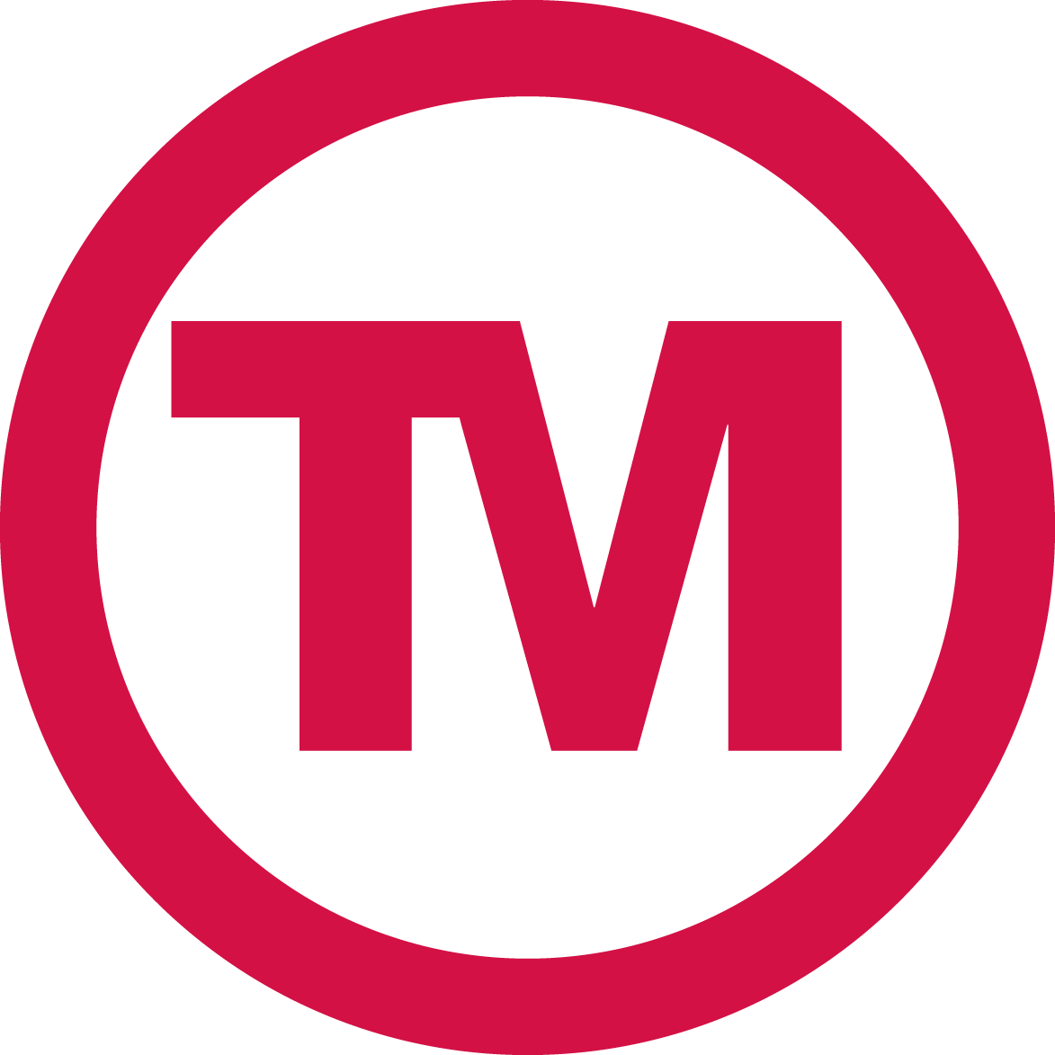 Red Total Merchandise logo