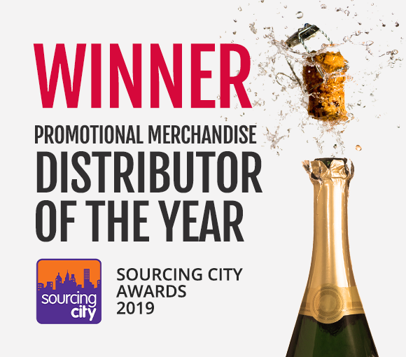 Total Merchandise wins Distributor of the Year in Sourcing City awards