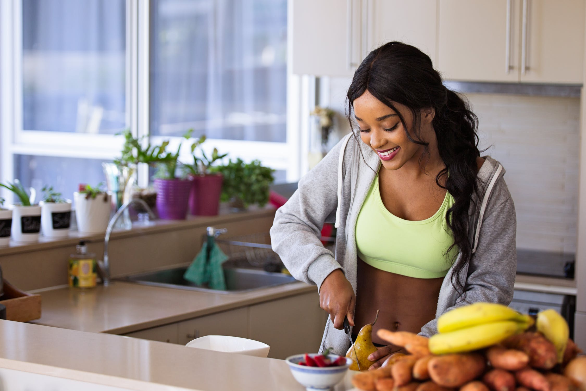 Healthy eating for New Year's resolutions