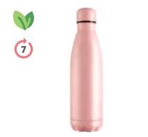 Mood Stainless Steel Bottles in Pink