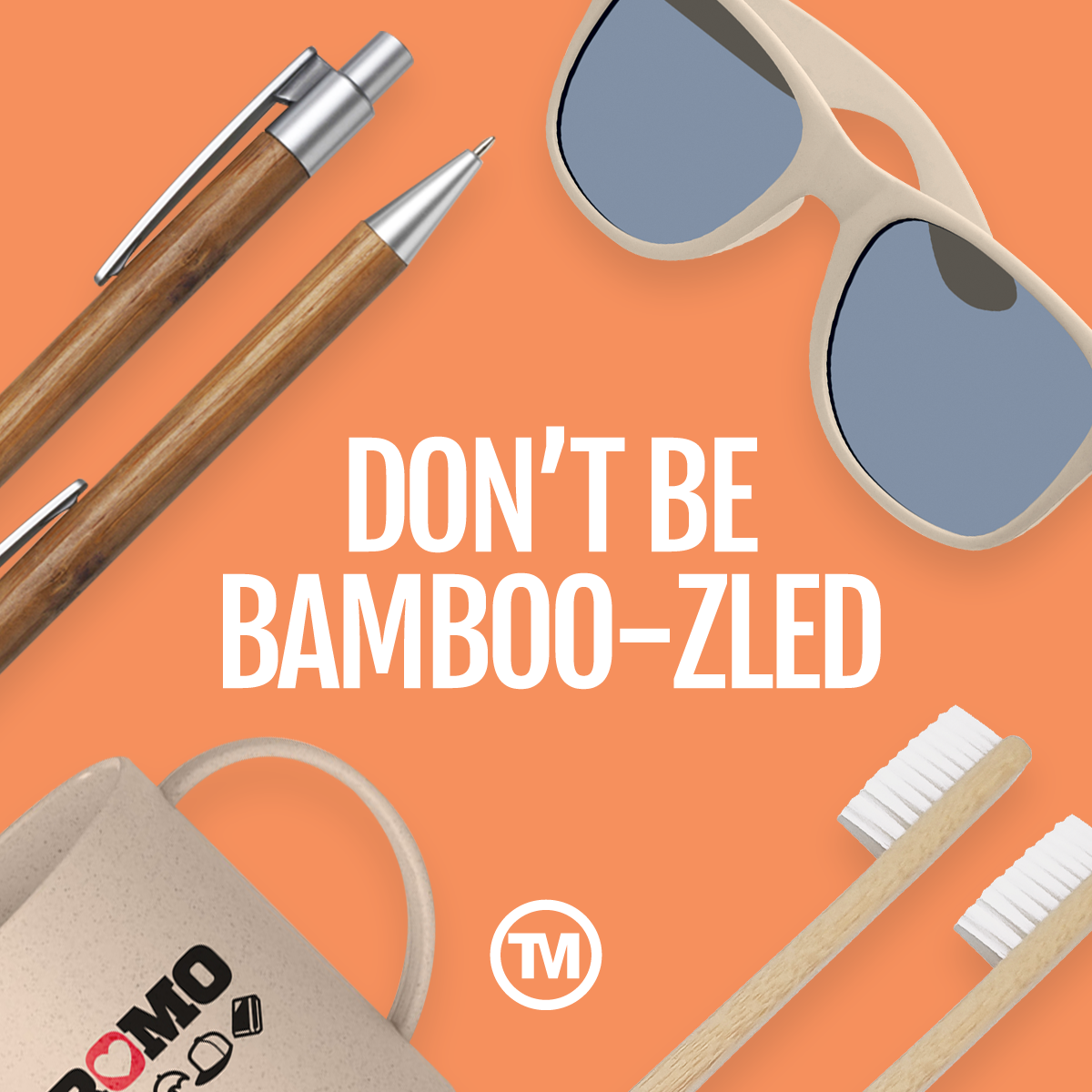 Bamboo Promotional Products