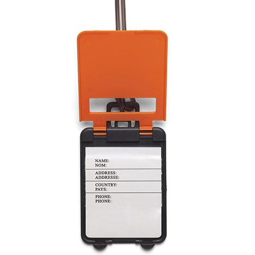 Value Plastic Luggage Tags