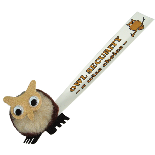 Owl Logobugs