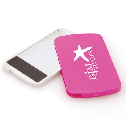 Mirror Nail File Mirror And Nail File is a