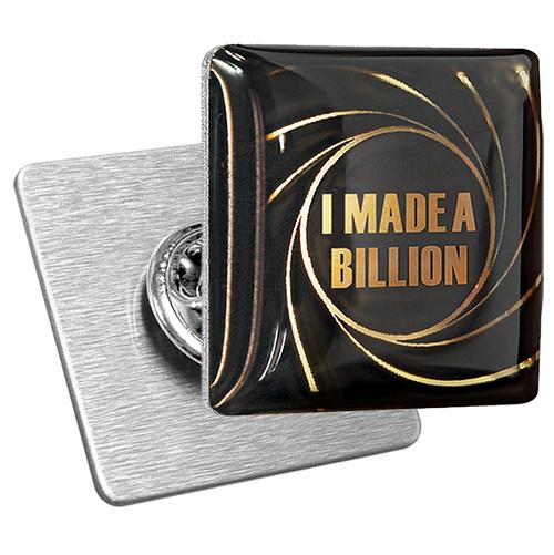 Promotional Printed Metal Badges for giveaways