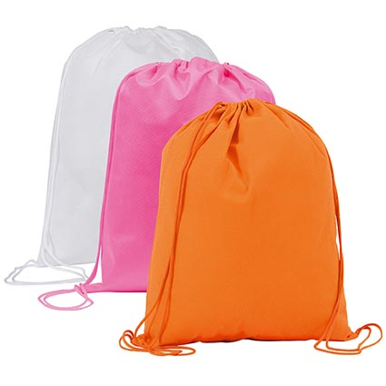 Rainham Drawstring Bags | Printed Bags | All Business Gifts