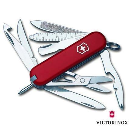 Victorinox Mini Champ Pocket Knife Branded Pocket Knife