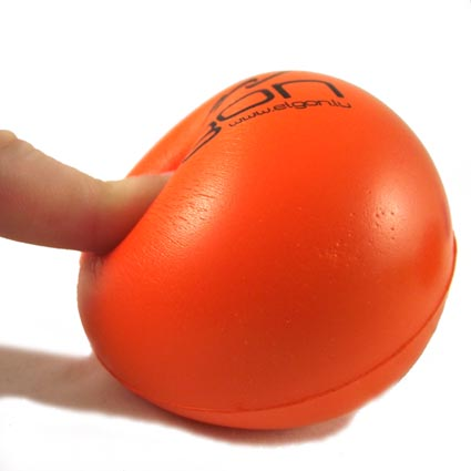 Stress Balls on Memory Of A Gold Fish