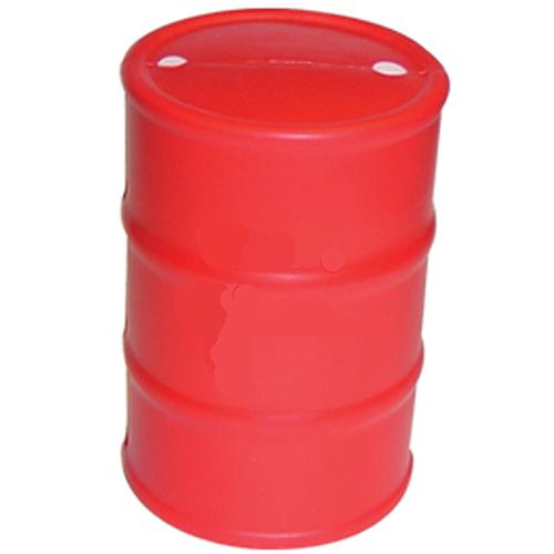 Stress Oil Drum
