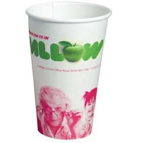 16oz Single Wall Paper Cups