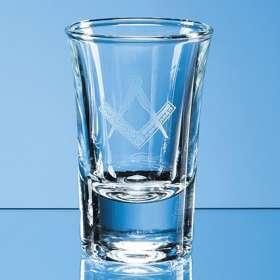 Conical Shot Glasses