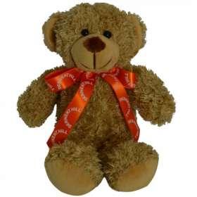 20cm Barney Bears with Bow