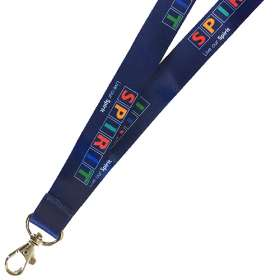 20mm Full Colour Lanyards