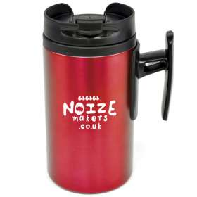 250ml Stainless Steel Travel Mugs
