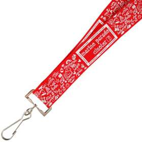 Product Image of 25mm Flat Polyester Lanyards