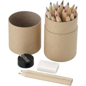 26 Piece Pencil Set Tube
