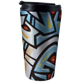 310ml Rio Full Colour Travel Mugs