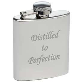 3oz Stainless Steel Mini Hip Flasks